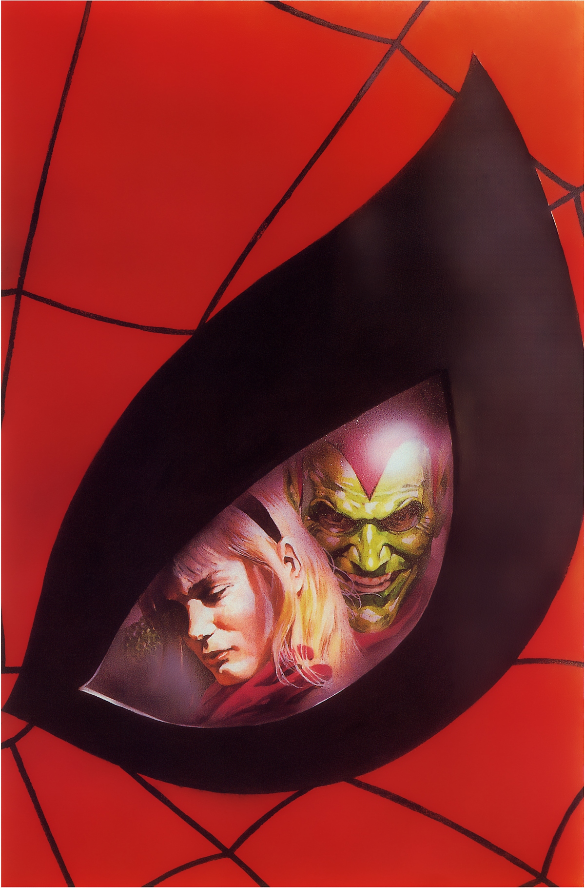 Gwen Stacy, Green Goblin & Spider-Man