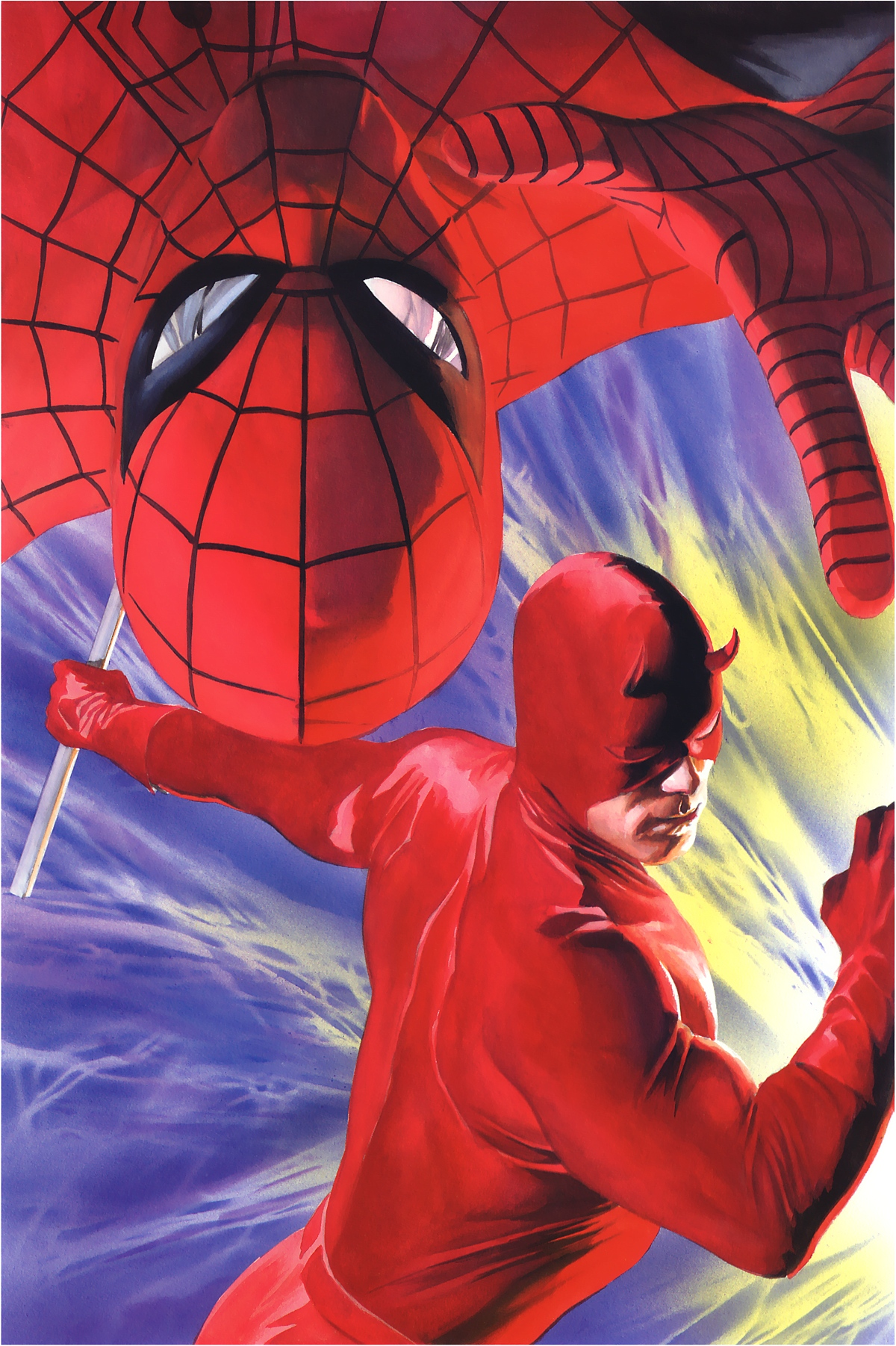 Daredevil & Spider-Man