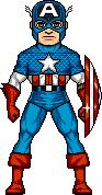 Captain America [8]