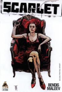 Scarlet (2010) #002
