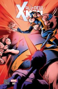 All-New X-Men (2016) #005