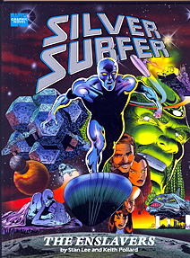 Silver Surfer: The Enslavers (1990) #001