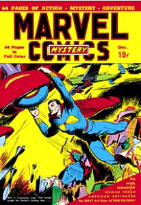 Marvel Mystery Comics (1939) #002