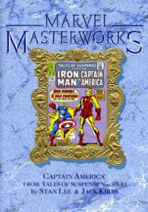 Marvel Masterworks - Captain America (1990) #001