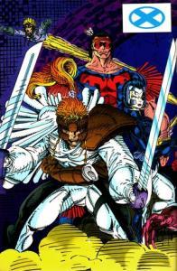 X-Force (1994) #001