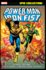 Power Man and Iron Fist Epic Collection (2015) #001
