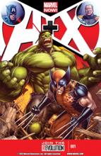 A+X (2012) #001