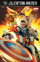 Captain America: Sam Wilson (2015) #024