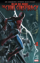 The Clone Conspiracy (2016) #001
