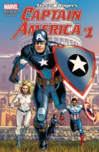 Steve Rogers: Captain America (2016) #001