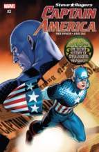 Captain America: Steve Rogers (2016) #002