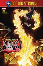 Doctor Strange (2015) #021