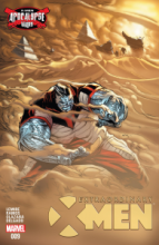 Extraordinary X-Men (2016) #009