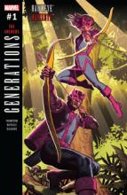 Generations: Hawkeye & Hawkeye (2017) #001