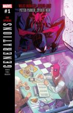 Generations: Miles Morales Spider-Man & Peter Parker Spider-Man (2017) #001