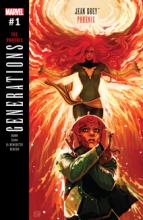 Generations: Phoenix & Jean Grey (2017) #001