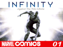 Infinity: Against The Tide Infinite (2013) #001