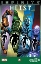 Infinity: Heist (2013) #002