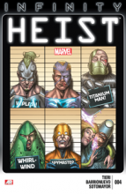 Infinity: Heist (2013) #004