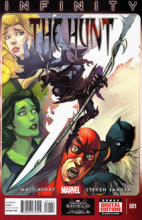 Infinity: The Hunt #001