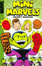 Mini Marvels - Secret Invasion TPB (2009) #001
