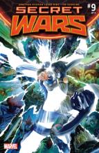 Secret Wars (2015) #009