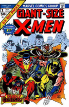 Giant-Size X-Men (1975) #001
