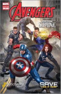 Avengers: Another Day To Save (2016) #001