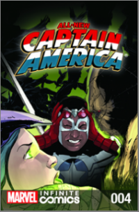All-New Captain America: Fear Him (2015) #004