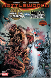 Age of Ultron Vs. Marvel Zombies (2015) #002