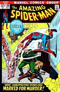 Amazing Spider-Man (1963) #108