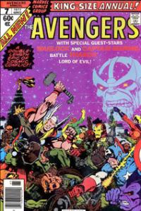 Avengers Annual (1967) #007