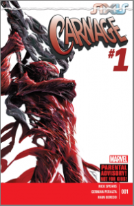Axis: Carnage (2014) #001