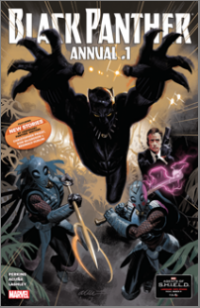 Black Panther Annual (2018) #001