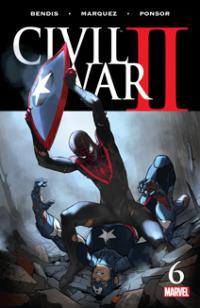 Civil War II (2016) #006