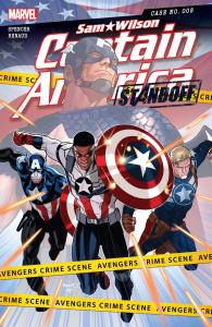 Captain America: Sam Wilson (2015) #008