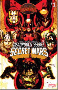 Deadpool's Secret Secret Wars (2015) #001