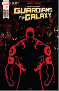 Guardians The Galaxy (2018) #148