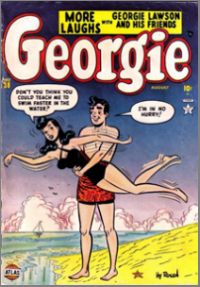 Georgie Comics (1949) #038