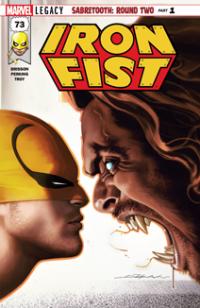 Iron Fist (2017-12) #073