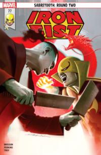 Iron Fist (2017-12) #077
