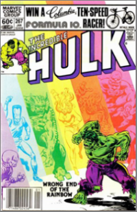 Incredible Hulk (1968) #267