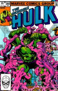 Incredible Hulk (1968) #280