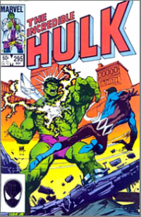 Incredible Hulk (1968) #295