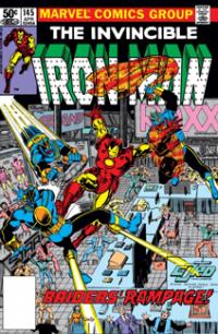 Iron Man (1968) #145
