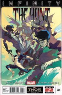 Infinity: The Hunt (2013) #004