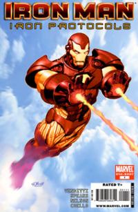 Iron Man: Iron Protocols (2009) #001
