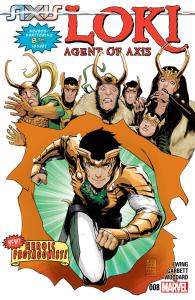 Loki: Agent Of Asgard (2014) #008