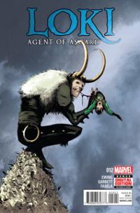 Loki: Agent Of Asgard (2014) #012