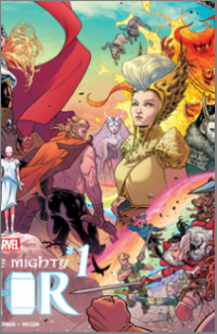 Mighty Thor (2016) #001